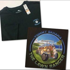 Tommy Bahama Lawn Ranger Golf Cart T-Shirt